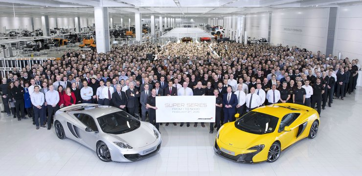McLarenAutomotive5000cars