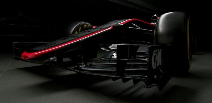 Video Poster Frame for 'McLaren-Honda Begins New Era with MP4-30'