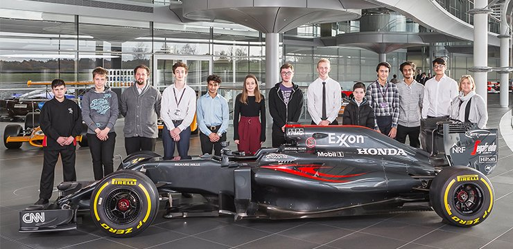 Future Formula careers